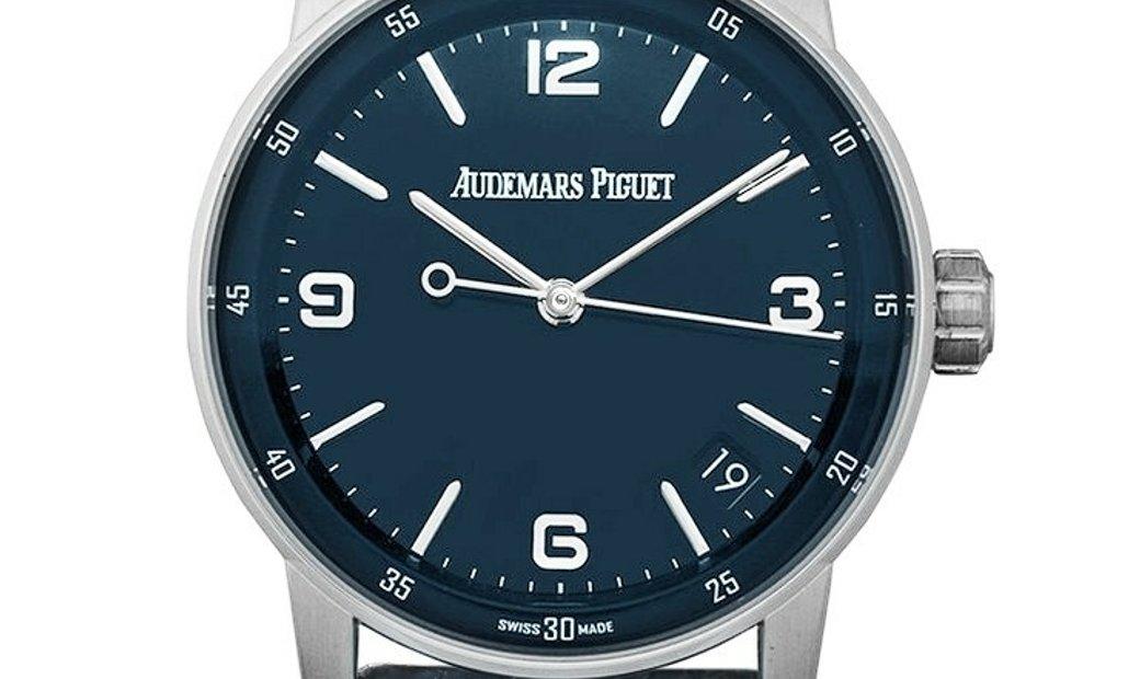 Audemars Piguet Audemars Piguet CODE 11.59 by Audemars Piguet Selfwinding Watch 15210BC.OO.A321CR.01