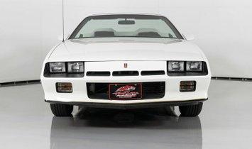 1984 Chevrolet Camaro Berlinetta