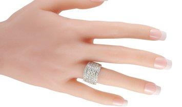 LB Exclusive LB Exclusive 14K White Gold 3.00 ct Diamond Ring