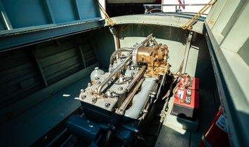 Gar Wood Triple Cockpit Runabout
