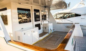 Offshore Yachts 64 Voyager