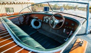 Hugh Saint Triple Cockpit Runabout
