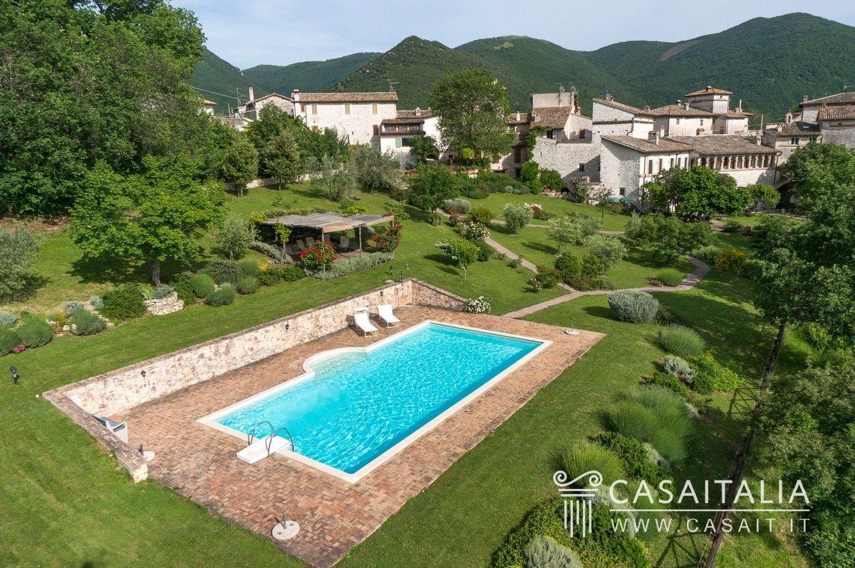 House in Poreta, Umbria, Italy 1