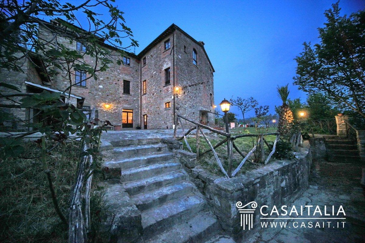 House in Palazzo, Umbria, Italy 1