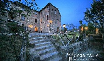 Дом в Палацо, Умбрия, Италия 1
