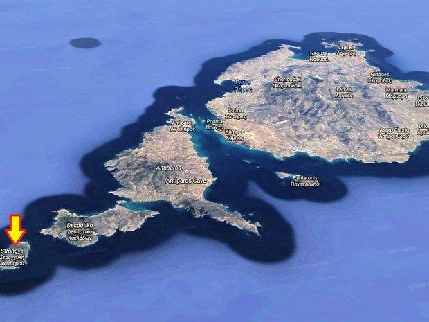 Private Island in Greece 1