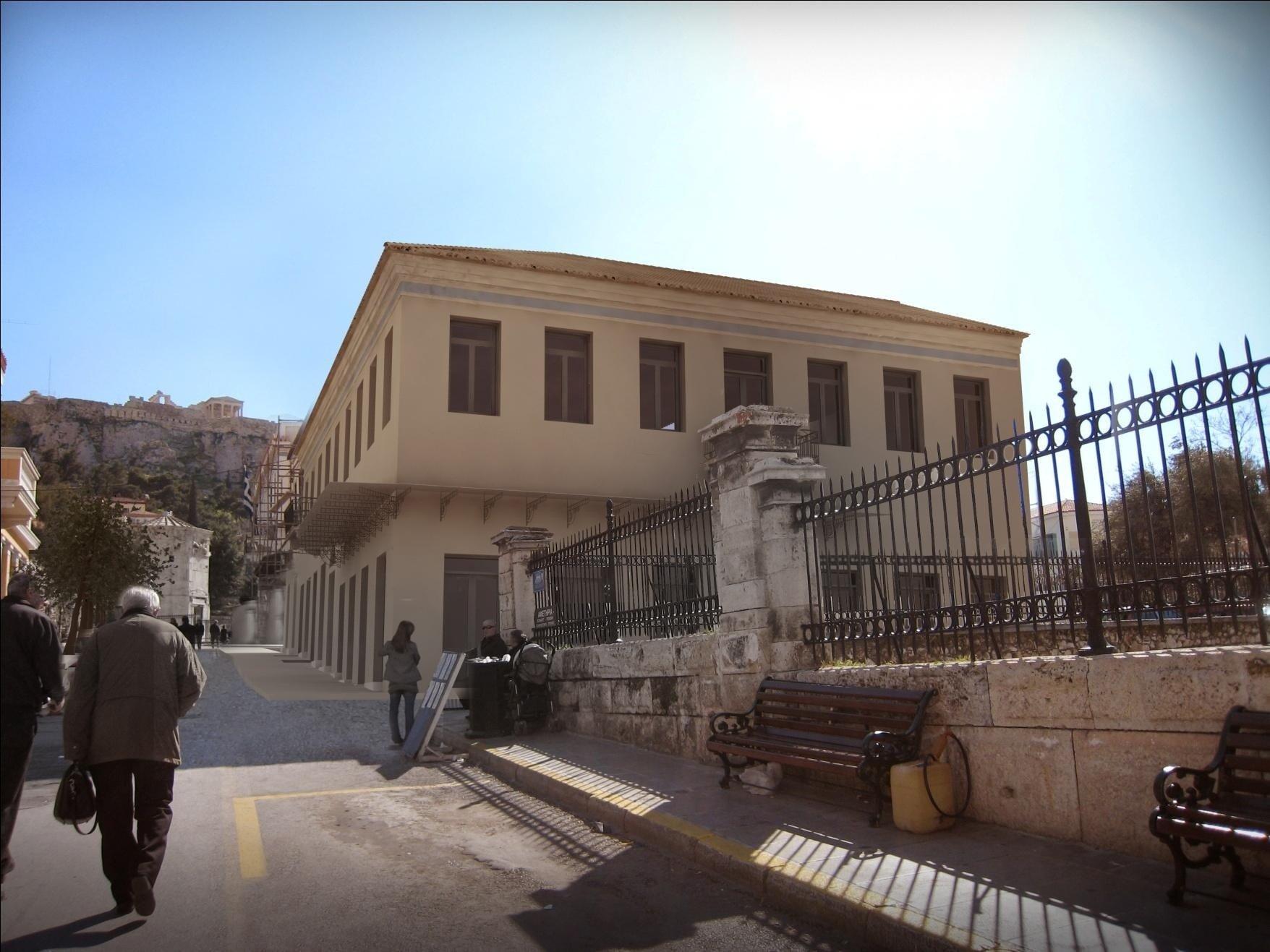Townhouse in Plaka, Greece 1
