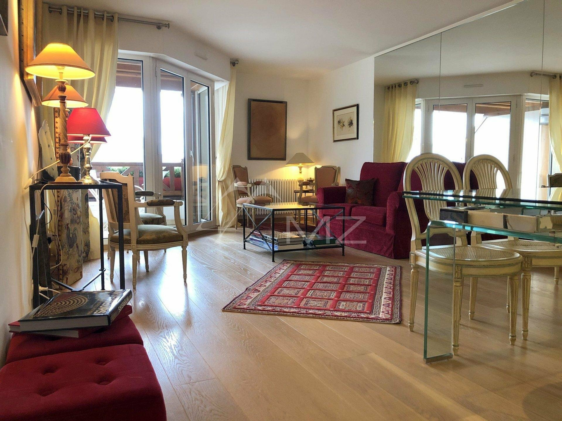 Apartment in Deauville, Normandy, France 1