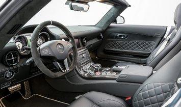 2014 Mercedes-Benz SLS AMG