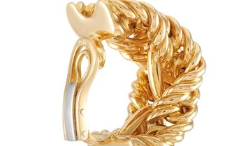 Tiffany & Co. Tiffany & Co. 18K Yellow Gold Earrings