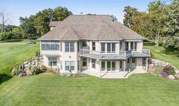 Haus in Brooklyn, Michigan, Vereinigte Staaten 1