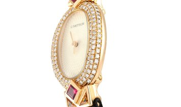 Cartier Cartier Mini Baignoire Watch