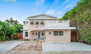 Дом в Палм-Бич, Флорида, Соединенные Штаты Америки 1