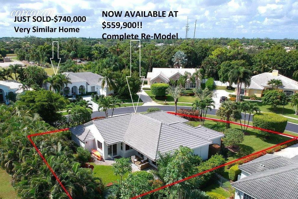 Дом в Boynton Beach, Флорида, Соединенные Штаты Америки 1 - 11223439