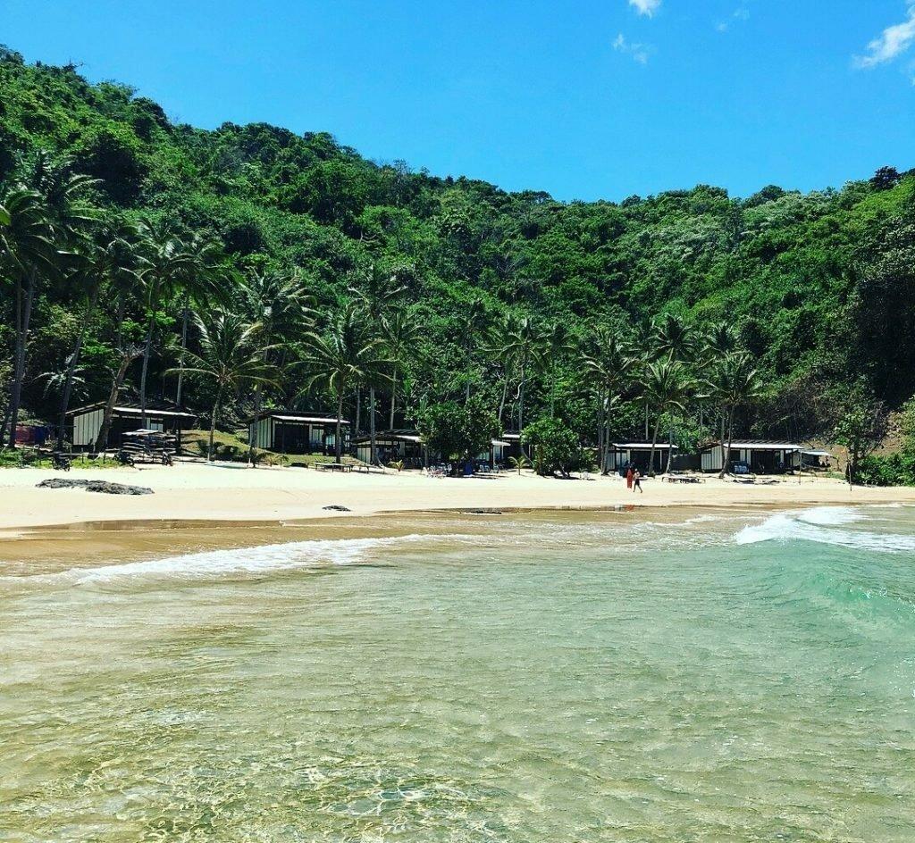 Land in Duli Beach, MIMAROPA, Philippines 1