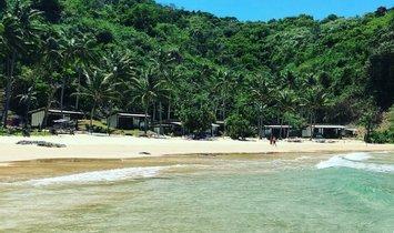 Land in Duli Beach, MIMAROPA, Philippinen 1