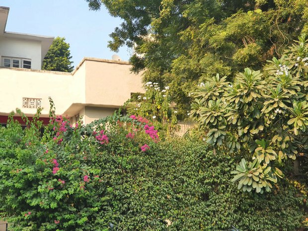 House in Jor Bagh, Delhi, India 1