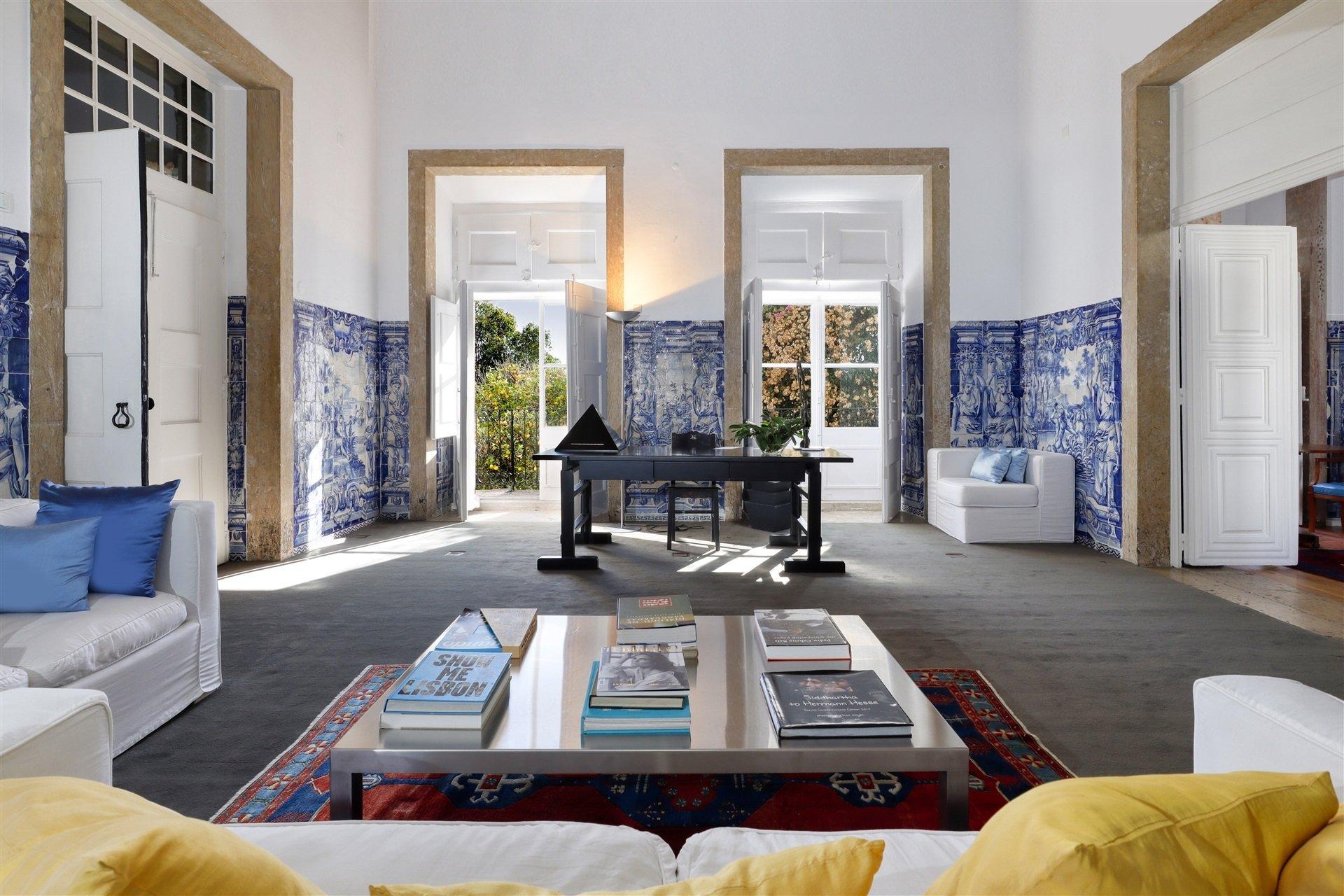 House in Lisbon, Lisboa, Portugal 1