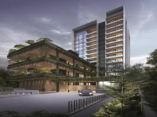 Land in Singapore, Singapore 1