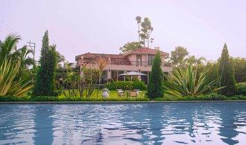 Haus in Kalkutta, Westbengalen, Indien 1