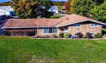 Haus in New Cumberland, West Virginia, Vereinigte Staaten 1