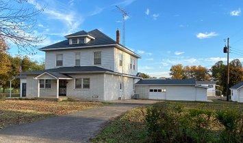 Haus in South Fulton, Tennessee, Vereinigte Staaten 1