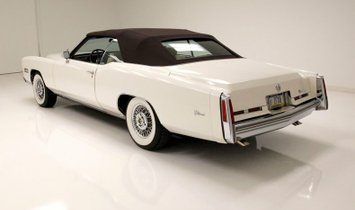 1975 Cadillac Eldorado Convertible