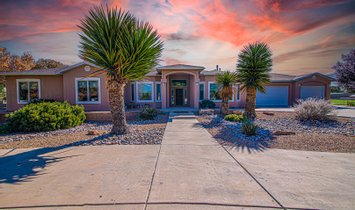 Haus in Bosque Farms, New Mexico, Vereinigte Staaten 1
