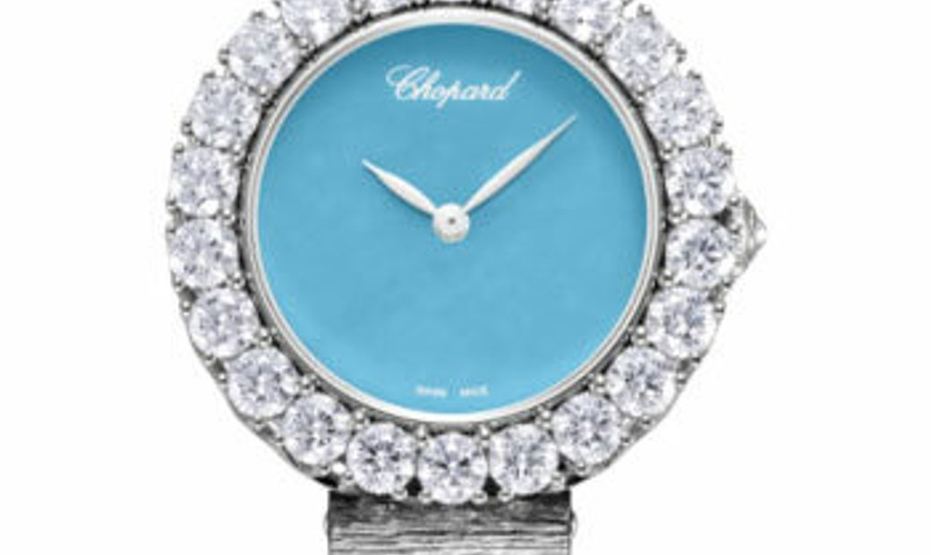Chopard L'Heure Du Diamant 10a378-1004
