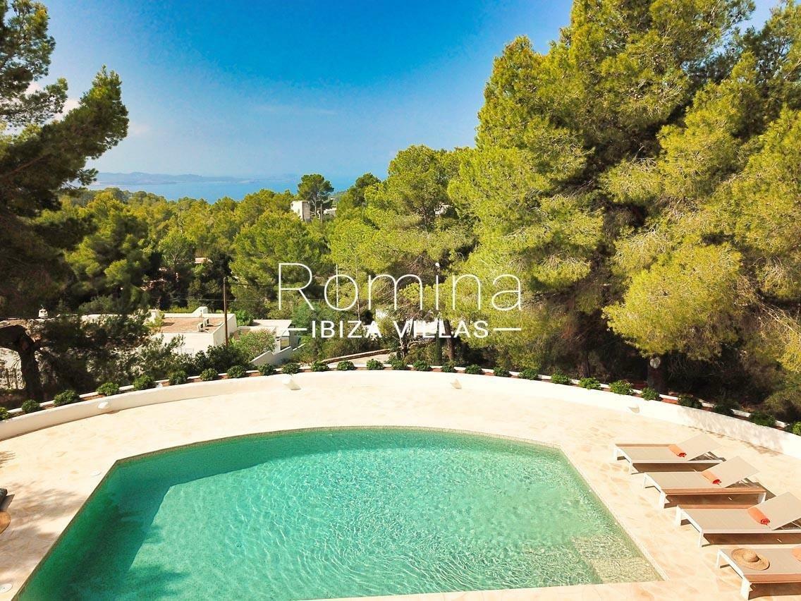 Villa in Cala Salada, Balearic Islands, Spain 1