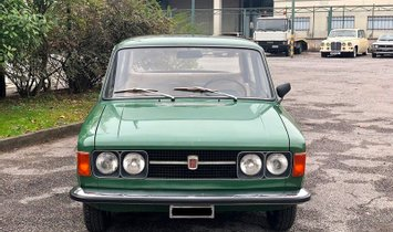 1972 Fiat 124