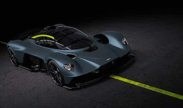 Aston Martin Valkyrie For Sale Jamesedition