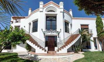 Villa à Marbella, Andalousie, Espagne 1