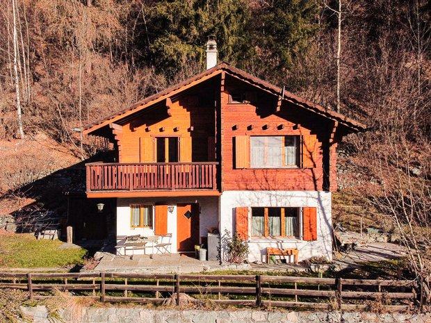Chalet in Saint-Luc, Valais, Switzerland 1