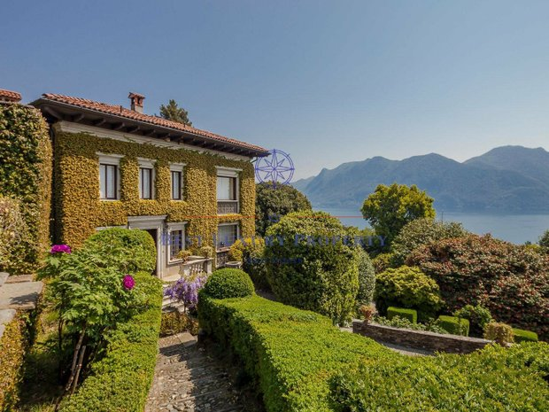 House in Pallanza, Piedmont, Italy 1
