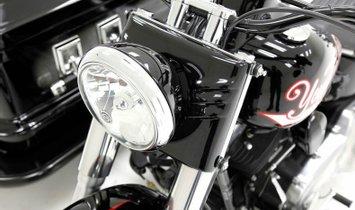 2017 Harley-Davidson Softail Hearse