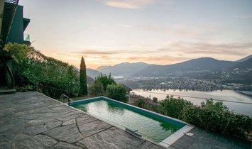 Villa in Collina d'Oro, Ticino, Switzerland 1