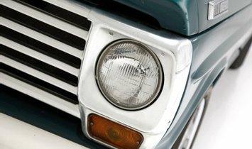 1967 Ford F250 Fleetside Pickup