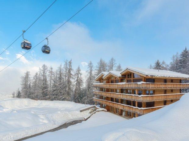 Apartment in Veysonnaz, Valais, Switzerland 1