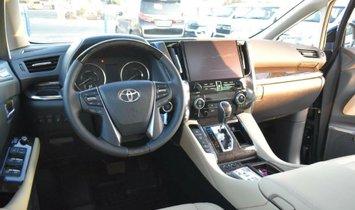 2021 Toyota Alphard