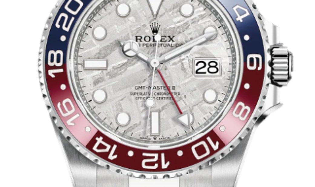ROLEX GMT-MASTER II NEW 2019 MODEL 126719BLRO