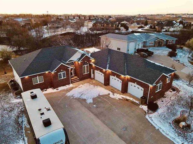 House in Minot, North Dakota, United States 1