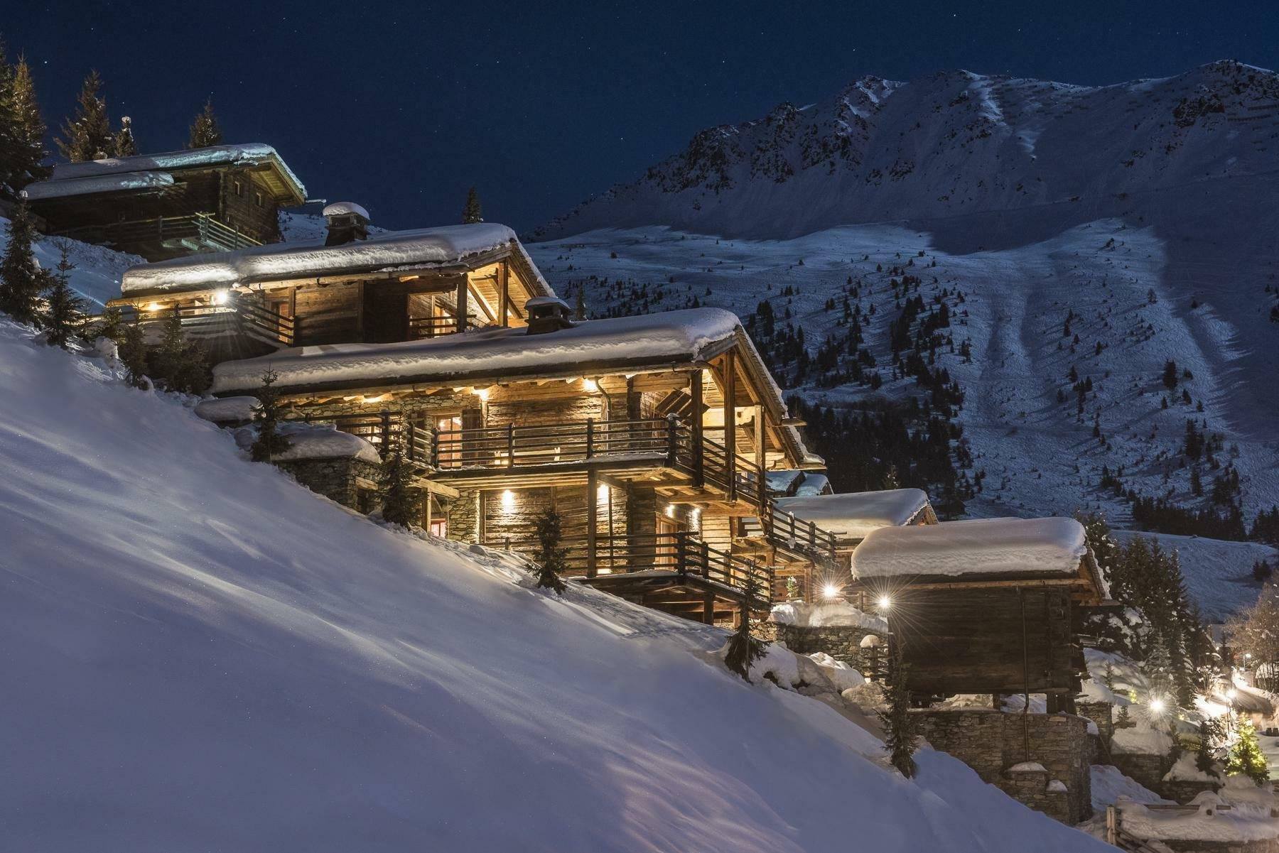 Chalet in Verbier, Valais, Switzerland 1
