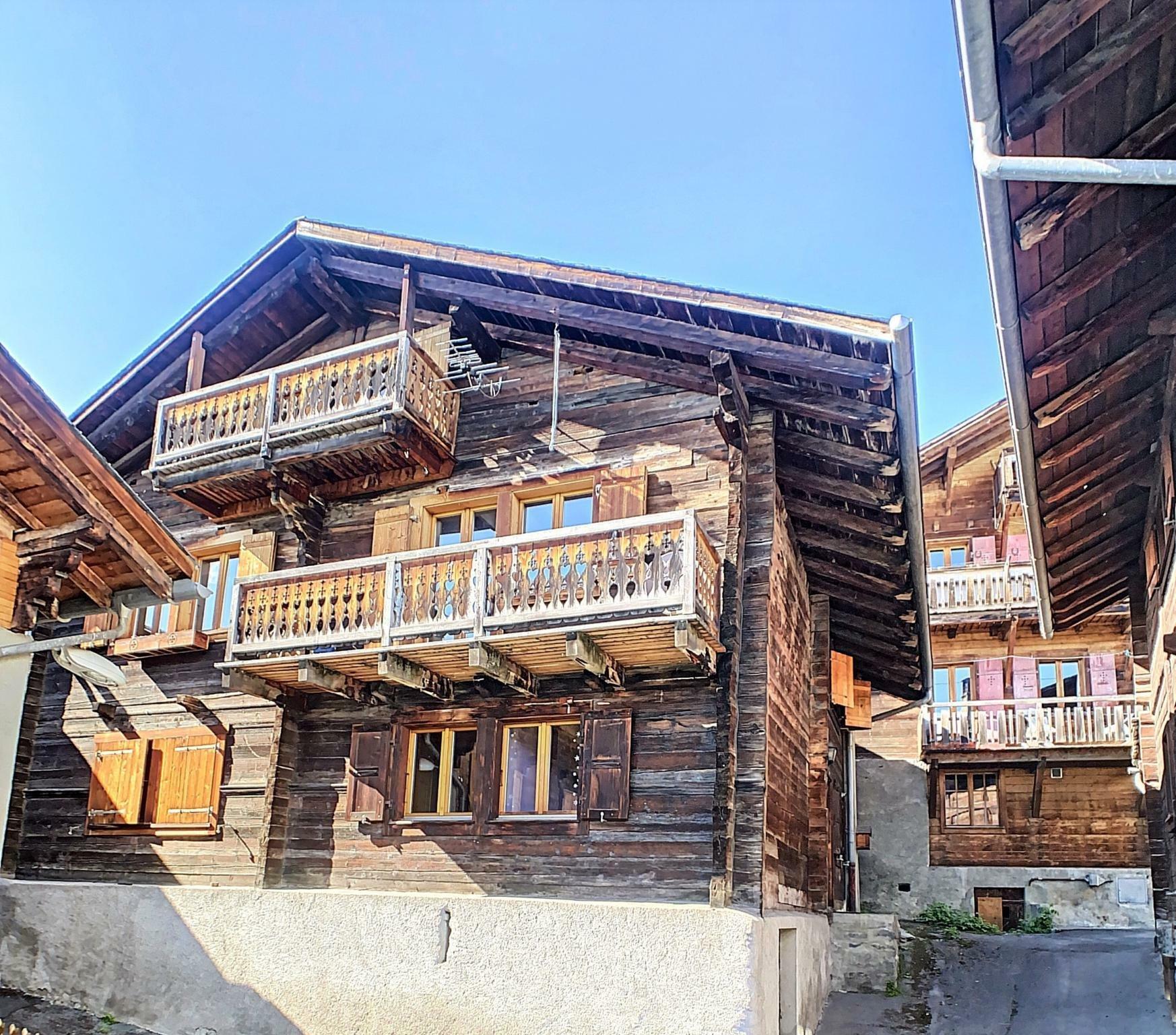 Chalet in Bagnes, Valais, Switzerland 1