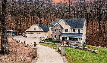 House in Bethlehem, Pennsylvania, United States 1