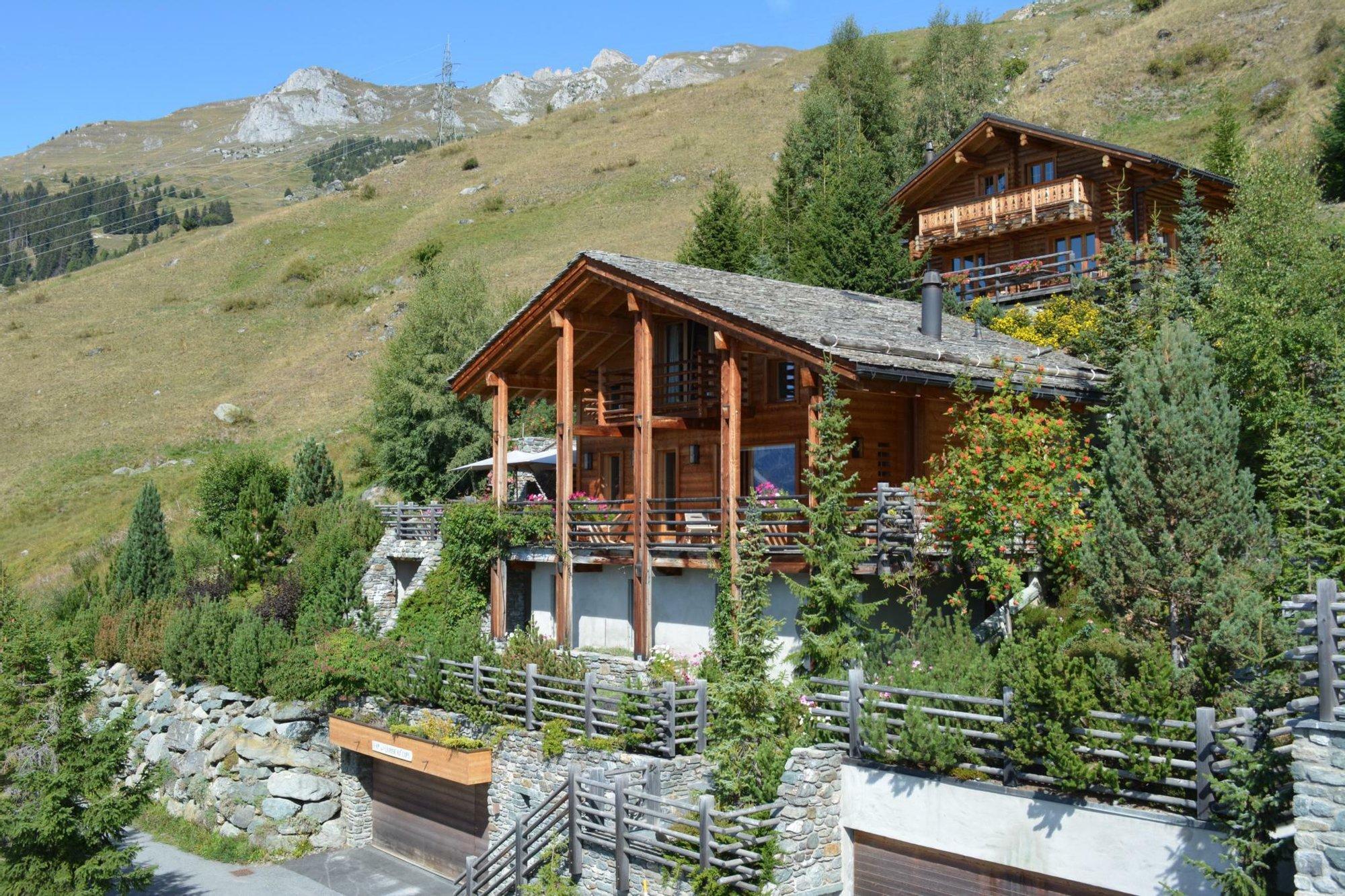 Chalet in Verbier, Valais, Switzerland 1