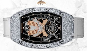 Richard Mille RM 71-01 Talisman White Gold Diamond Set