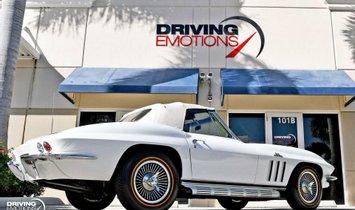 Chevrolet Corvette Convertible