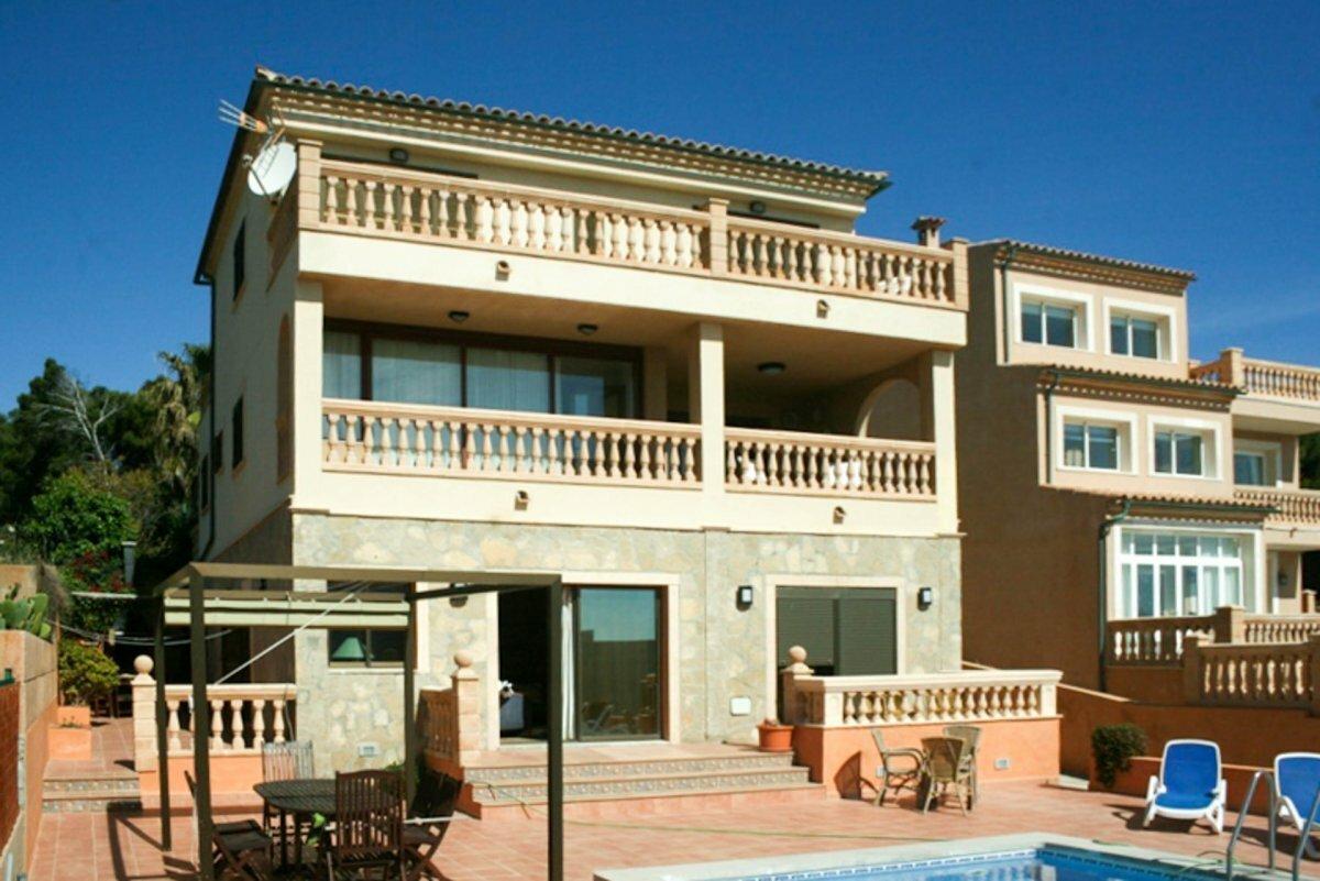 Villa in Cala Mesquida, Balearic Islands, Spain 1