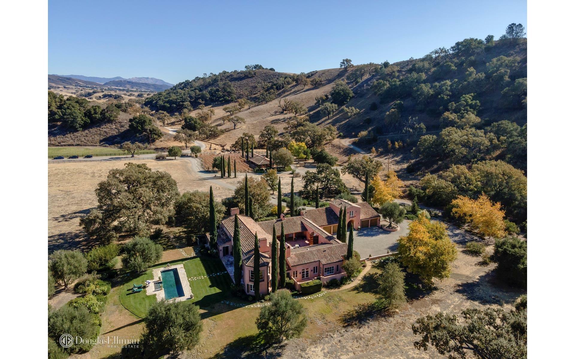 House in Santa Ynez, California, United States 1